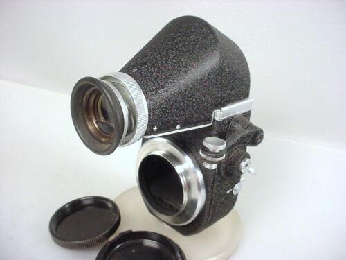 Rare Leitz LTM Visoflex II f/ Leica III F iiiG M39 mt. cameras Ex.