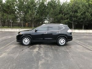 2015 Nissan ROGUE S FWD