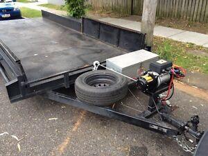 Car trailer 2 ton ATM Redbank Plains Ipswich City Preview