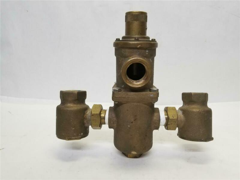"""1-1/4"""" Commercial Mixing Valve and two Check Valves"""