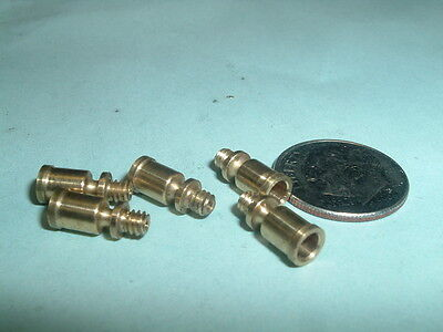 5super Mini Model Hit Miss Gas Engine Or Steam Engine Open Brass Oil Cups