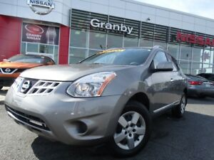 2012 Nissan Rogue S/BLUETOOTH/CRUISE CONTROL/MODE SPORT/