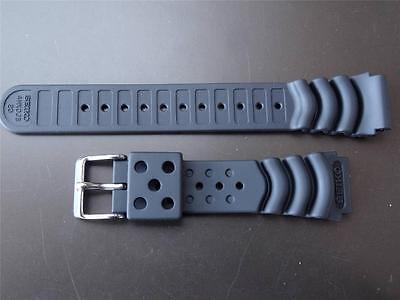 SEIKO MONSTER RUBBER STRAP SKX779 SKX781 SKX779K1 7S26 0350 7S26-0350 + 2mm bars gebraucht kaufen  Versand nach Germany