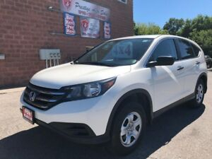 2014 Honda CR-V LX/AWD/NO ACCIDENT/CERTIFIED/WARRANTY INCLUDED