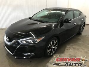 2016 Nissan Maxima SL GPS Cuir Toit panoramique Mags