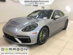 2018 Porsche Panamera TURBO S E-HYBRID PREMIUM PACK PLUS  ASSIST