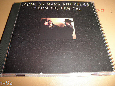 CAL Soundtrack CD By MARK KNOPFLER Of Dire Straits OST Helen Mirren  - $11.99