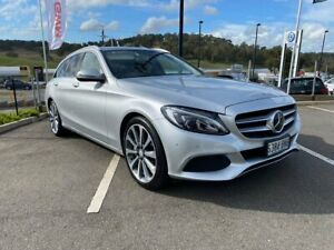 2016 Mercedes-Benz C-Class S205 807MY C250 d Estate 7G-Tronic + Silver 7 Speed Sports Automatic