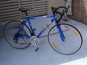 Aluminium Blue Road Bike Kingsford Eastern Suburbs Preview