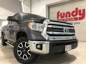 2016 Toyota Tundra TRD OFF-ROAD, DOUBLE CAB FOUR NEW TIRES, NO A