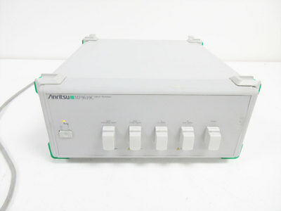 Anritsu Mf9619c Optical Modulator Edfa - B