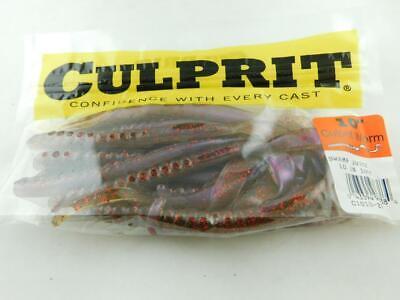 """Berkley Gulp 4/"""" Crawler natural 12 count package NIP"""