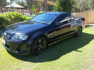 VE 2008 SS Holden Commodore