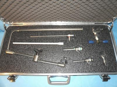 Storz Cardio Vascular Scope And Holding Arm Set With 5mm 30 Scope N49011ba