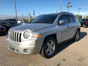 2009 Jeep Compass 4X4/NO ACCIDENT/CERTIFIED/WARRANTY
