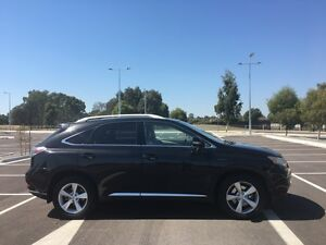 2011 Lexus RX350 Ascot Vale Moonee Valley Preview