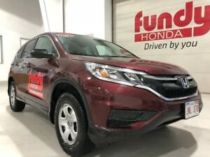 2016 Honda CR-V LX w/heated front seats, $174.04 B/W AWD