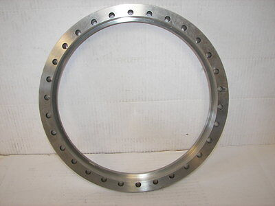 High Vacuum Chamber 13.25 Cff Conflat Flange Reducer Ring 11 12 Id 12 Bcd.