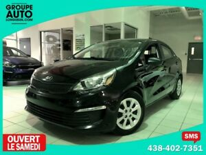 2016 Kia Rio LX / AUT / AC / BLUETOOTH / ANTI VOL /