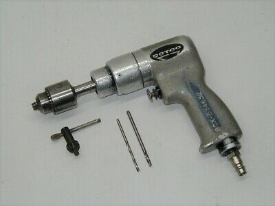 Dotco Drill Motor 6200 Rpm Long Shank Model 15c2987 40 Made In Usa