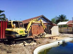 KBK DEMOLITION SERVICES Perth Perth City Area Preview