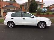2003 Nissan Pulsar with 1 Year Rego and RWC Blackburn North Whitehorse Area Preview