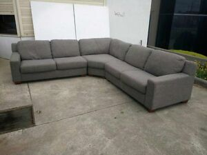 6 seater modular sofa lounge Mentone Kingston Area Preview
