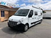OZTREK Renault Master Motorhome - Auto Low Kms Toilet and Shower. Penrith Penrith Area Preview