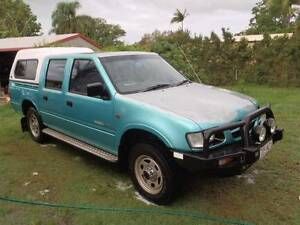 2000 Holden Rodeo Ute Glenlee Rockhampton Surrounds Preview