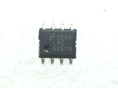 Lmc555cm National Semi Ic Osc Single Timer 3mhz 8-soic 20 Pieces