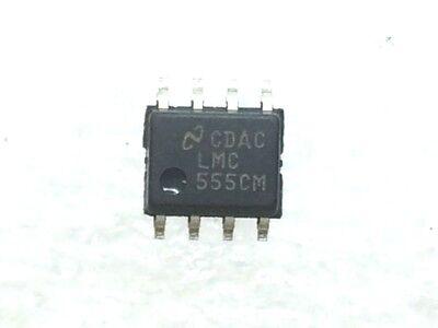 Lmc555cm National Semi Ic Osc Single Timer 3mhz 8-soic 20 Pieces
