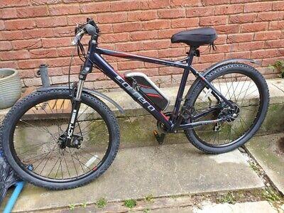 "Carrea Vegenance Electric Bike 20"" Frame"