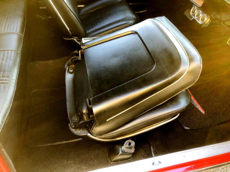 Image 16 Voiture Américaine de collection Pontiac GTO 1966