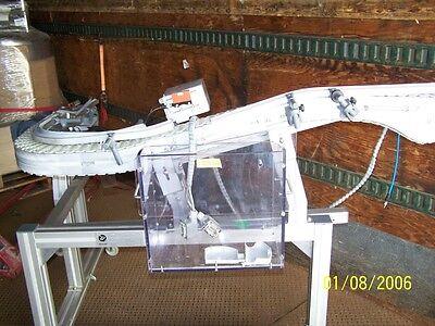 Flexlink Xm 100 Inch By 3 Inch 90 Degree Plastic Slat Conveyor