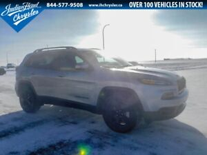 2016 Jeep Cherokee Limited 4x4 | High Altitude | Leather | Nav