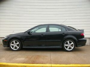 2004 Mazda 6 SPORTY MANUAL SHIFT SEDAN