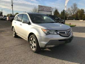 2007 Acura MDX navi great family SUV On Sale Today!!!