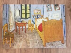 Assembled 1000 Pcs Jigsaw Puzzle Vincent Van Gogh La Chambre