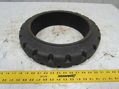 Monarch Rubber Mono-cushion Fork Lift Truck Tire 16-14 X4 X11-14 Press On Nos