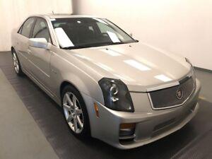 2005 Cadillac CTS-V YOU HEAR NO? DAVIS SAY'S YES!