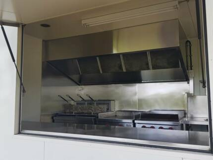2015 Food Service Trailer, Commercial Kitchen Gympie Gympie Area Preview