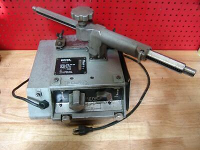 Victor Vcm-200 Hs High Speed Motorized Track Torch Cutting Machine