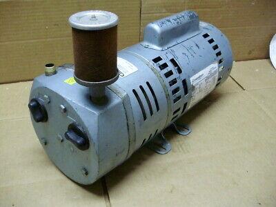 Gast 1023-101q-g608ngx 34hp Vacuum Pump 1023-101q-sg608x
