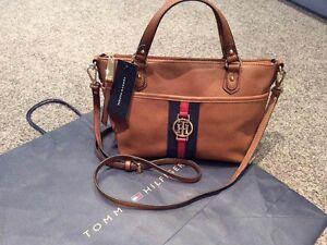 Tommy Hilfiger leather bag -Brand new Beverly Hills Hurstville Area Preview
