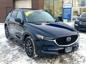 2017 Mazda CX-5 GT CERTIFIED PRE-OWNED! GT-TECHNOLOGY PACKAGE...