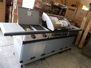 NEW BOXED!! SC100 Sunco MASSIVE 4 burner outdoor kitchen bbq!! Springwood Logan Area Preview