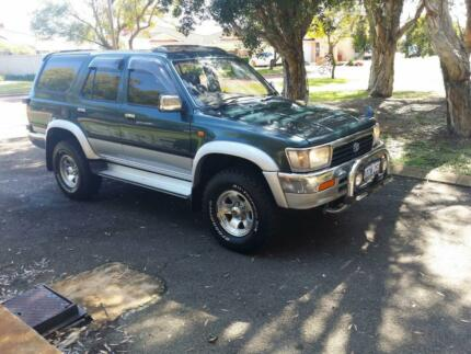 1994 Toyota Hilux 4WD, Surf, Automatic, Diesel, 3.0L Canning Vale Canning Area Preview