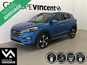 2017 Hyundai Tucson LIMITED CUIR AWD 1.6T **GARANTIE 10 ANS**