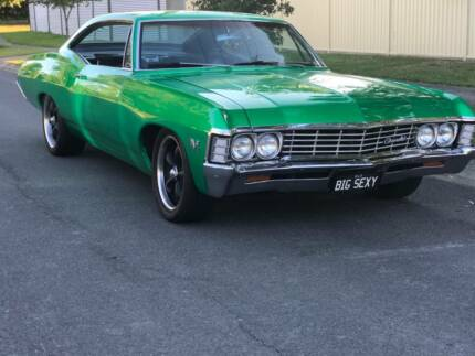 1967 Chevrolet Imparla ( BIG BLOCK 396 ) 2 dr Coupe Bundall Gold Coast City Preview