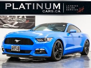 2017 Ford Mustang ECOBOOST, 6SPEED, CA